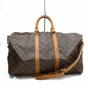 Authentic Louis Vuitton Keepall 45 Monogram travel